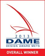 Dame Award Overall Winner 2013 - Sleipner Motor AS