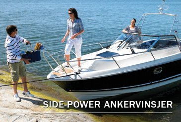 Side-Power Ankervinsjer